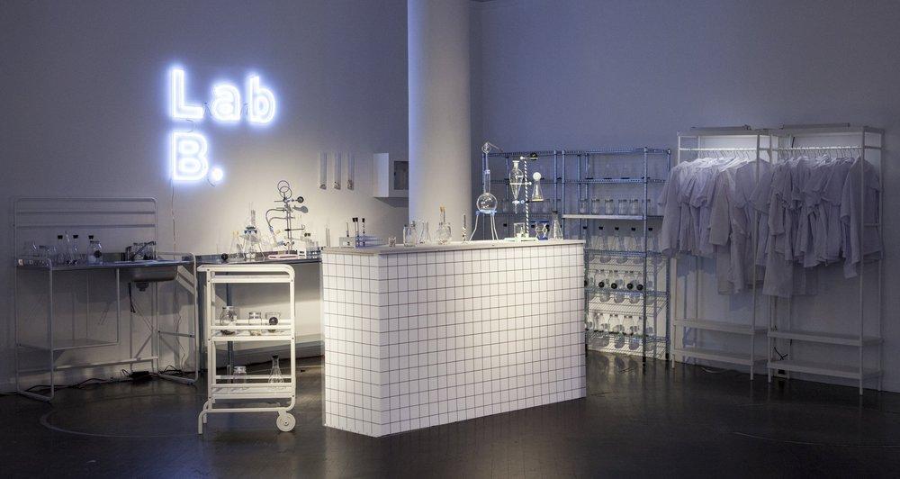 Lab B.laboratory