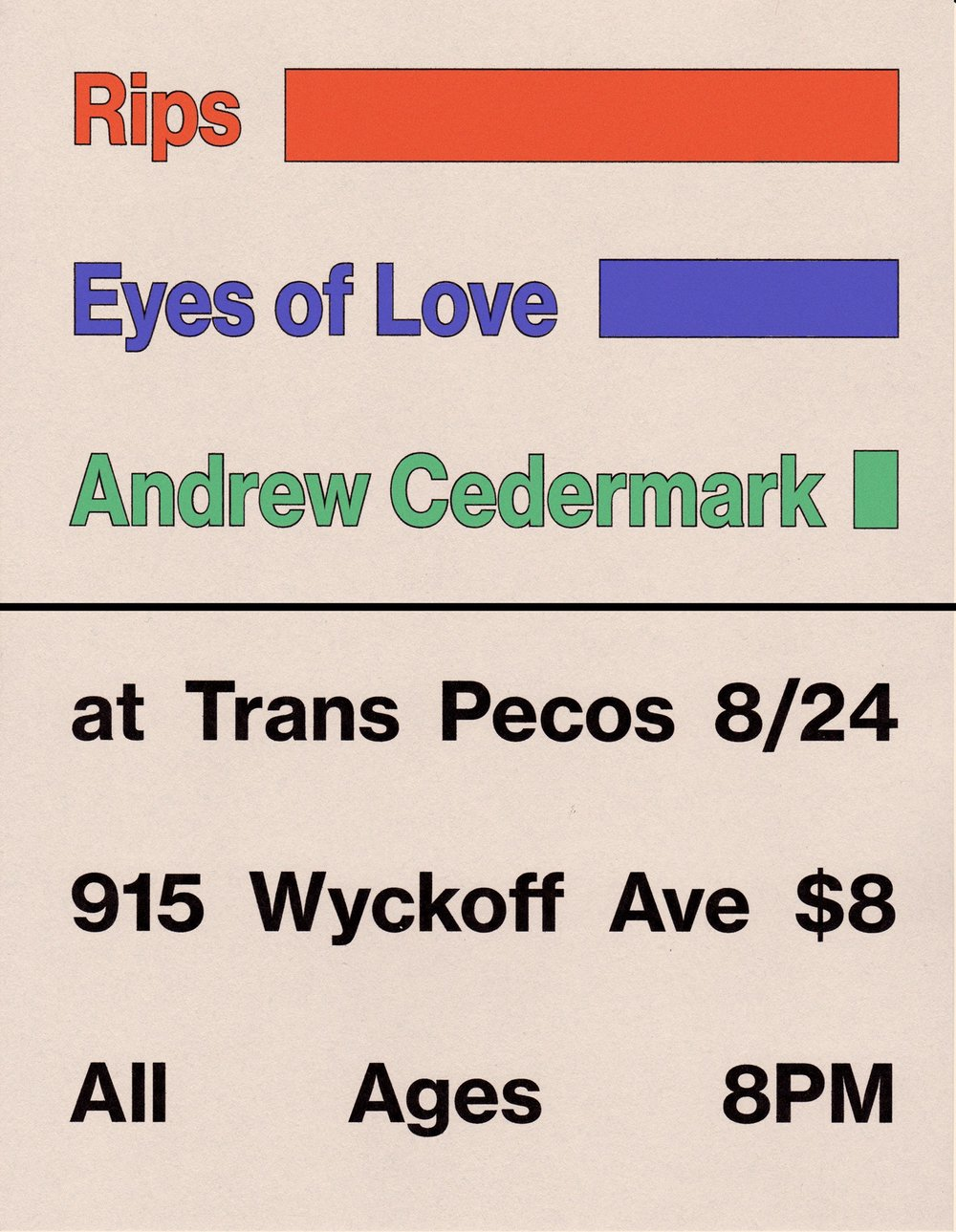 Rips ::::Eyes of Love :::::::Andrew Cedermark ++selections by Munrox b2b Sarah420