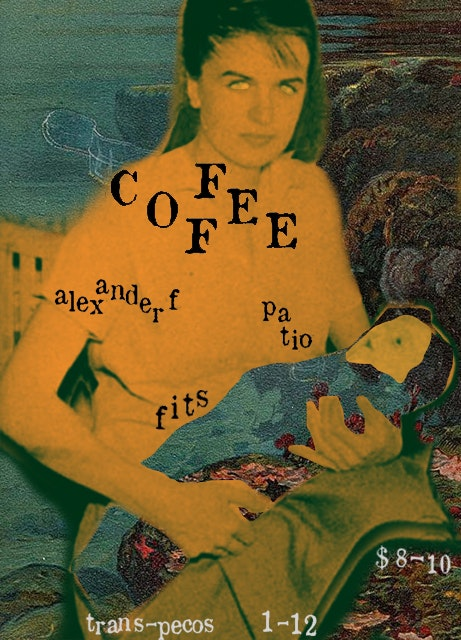 Golden Parachute  presents  : Coffee (Release Show) :: Alexander F ::: Fits :::: Patio  all ages - 8pm doors - $8 adv / $10 dos