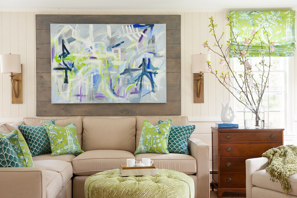 spring-green-interior-decor-painting