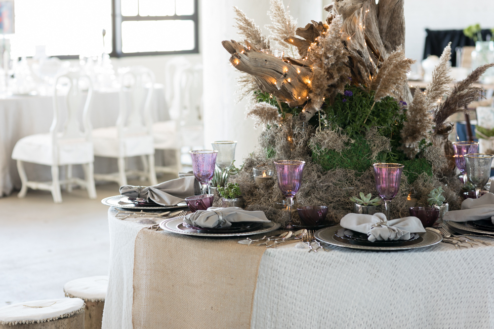 Table by  Debbe Daley Designs