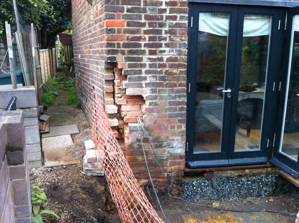 how to build a timber frame house extension