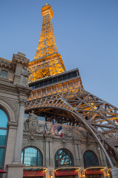 Paris - Vegas Style