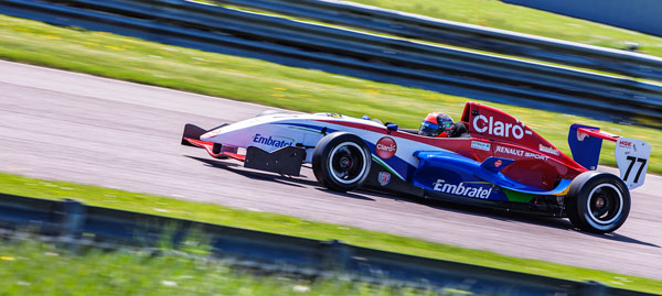 Formula Renault at Thruxton