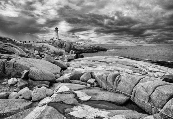 Peggy's Cove Newfoundland