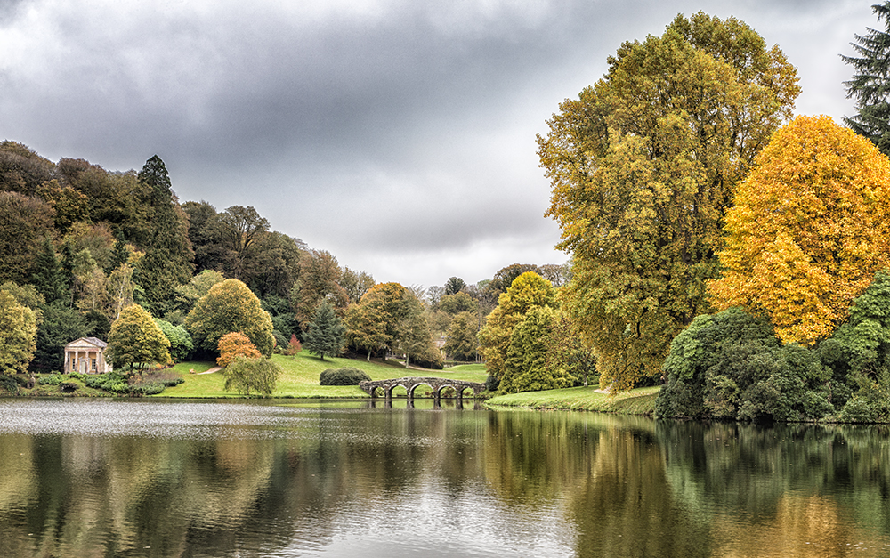 Autumn at Stourhead