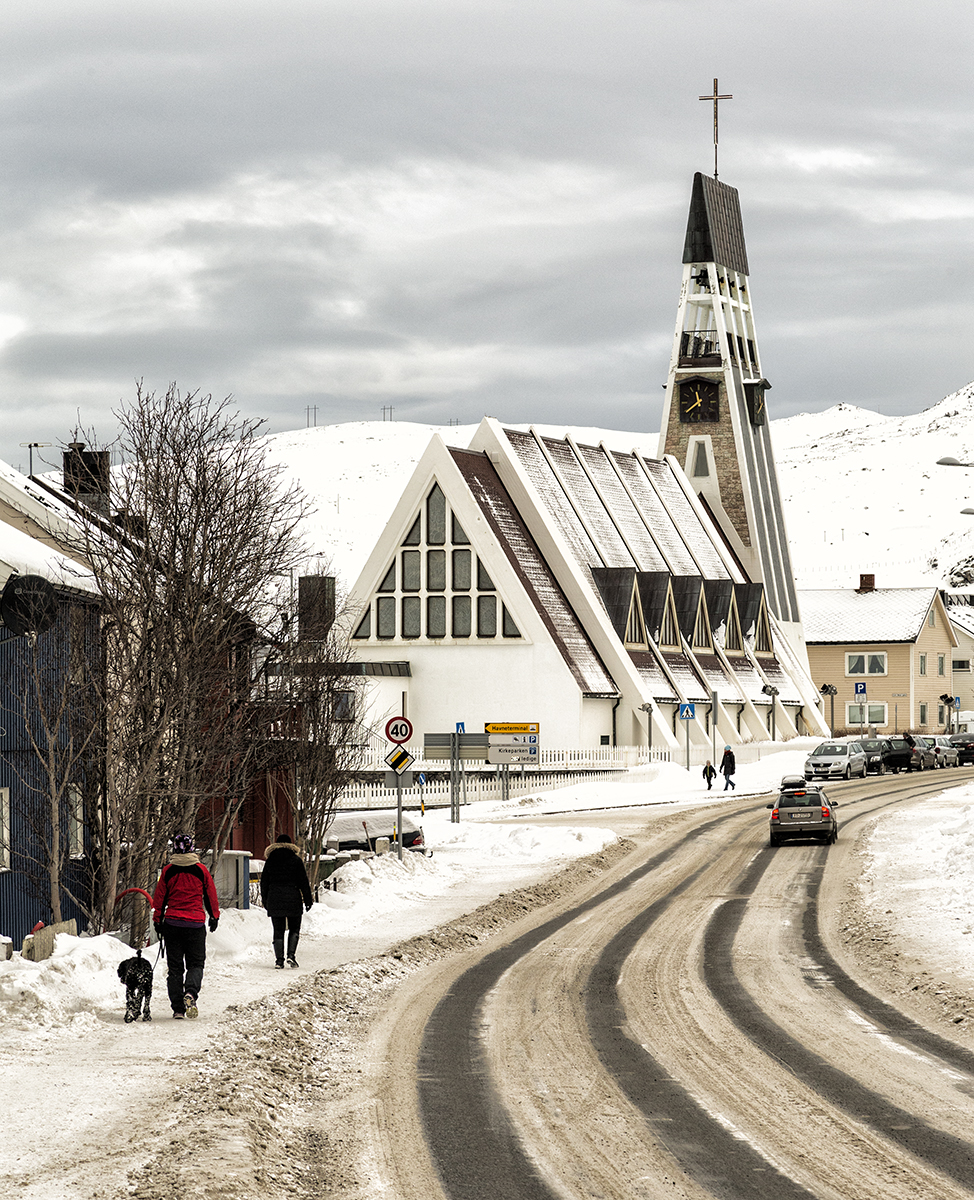 Hammerfest Church Norway