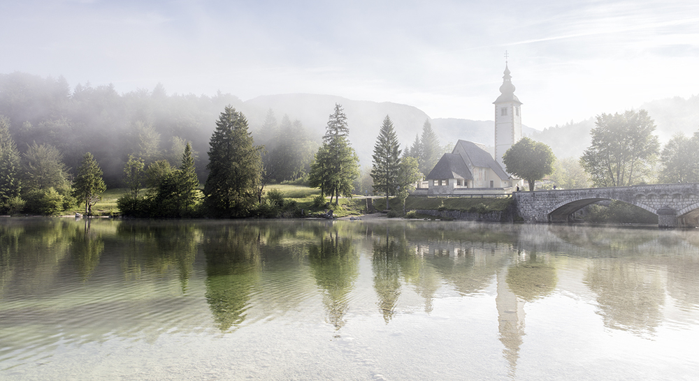 Lake Bohinj Morning