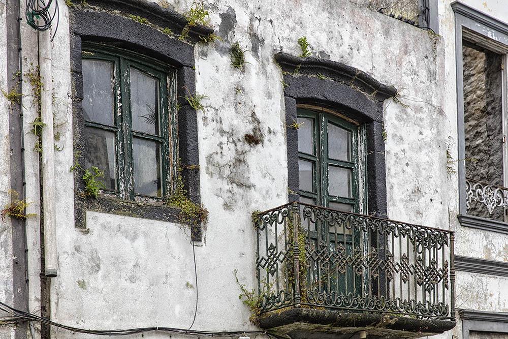Old Building Horta Azores
