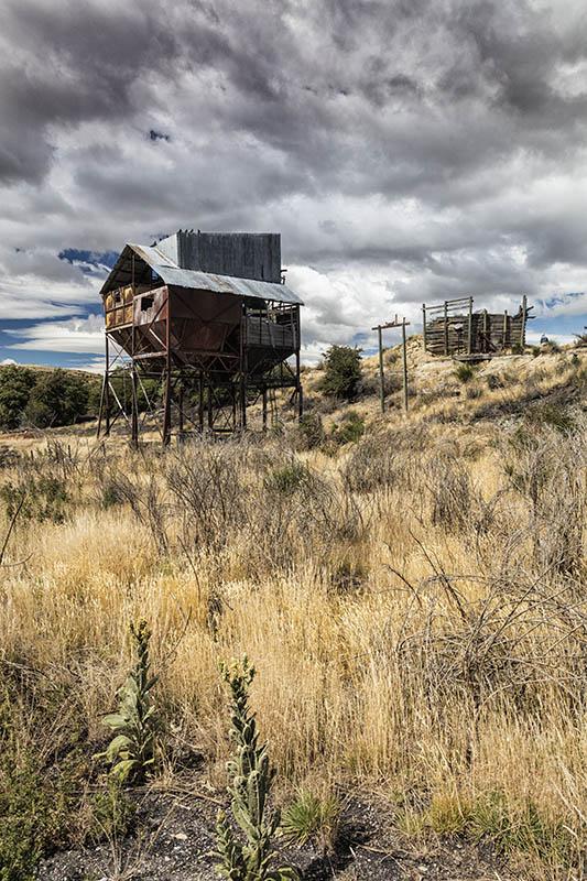 Abandoned Coal Mine Otago NZ