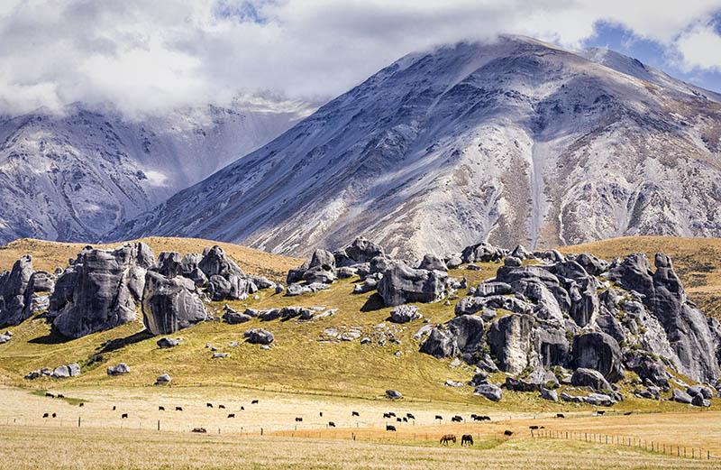 Arthurs Pass S.I NZ