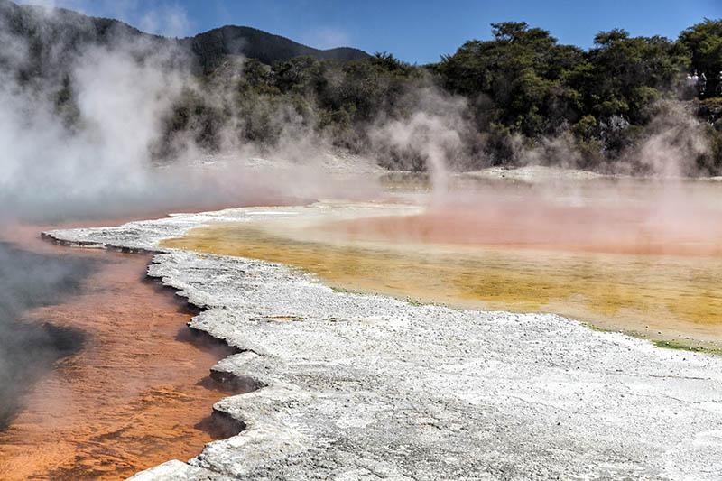 WAI-O-TAPU Rotorua NZ