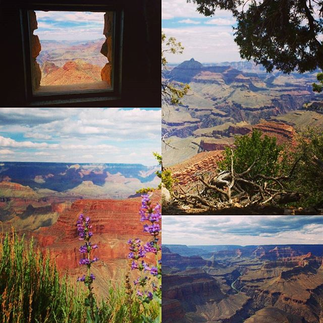 Tonight we'll let the Grand Canyon speak for itself!