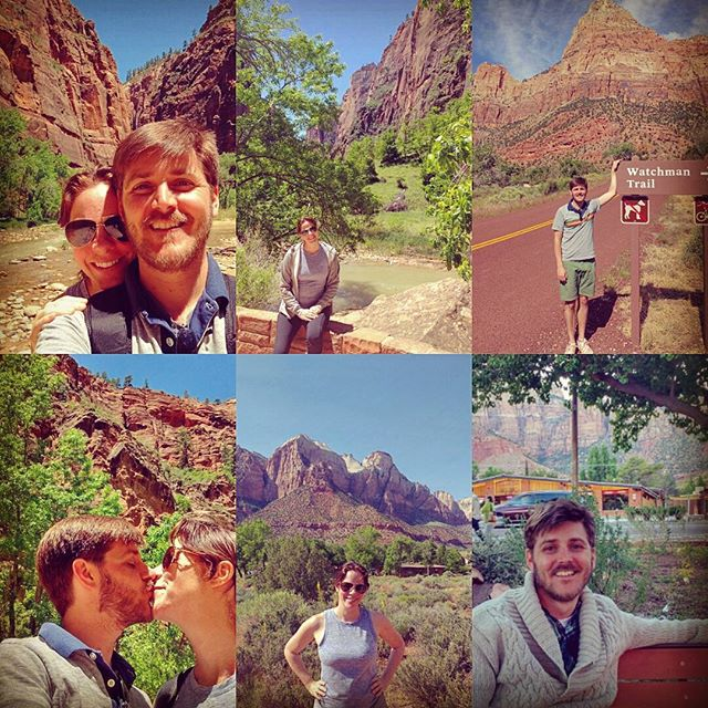 Absolutely loved Zion!