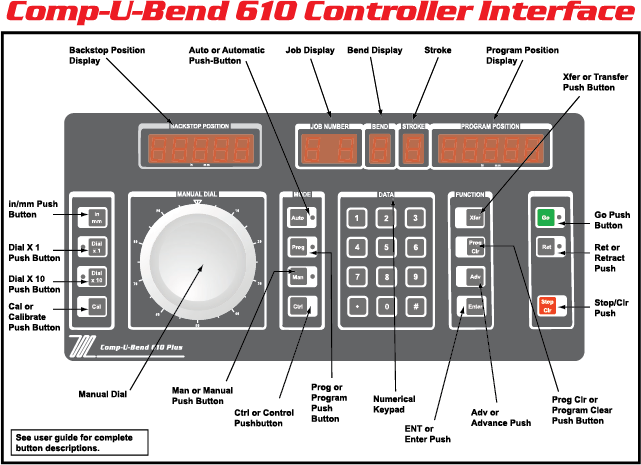 610 interface