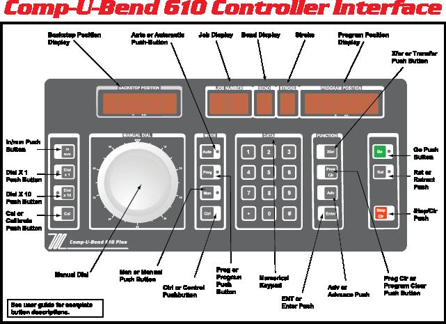 610 interface