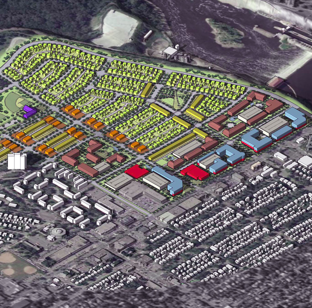 Minnesota: St. Paul-Ford Plant Master Plan