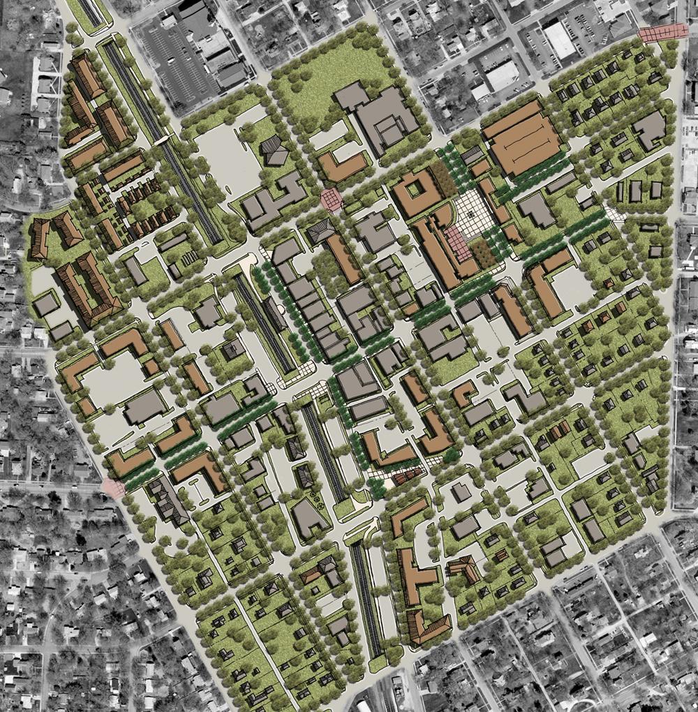 Missouri: Lees Summit Downtown Master Plan