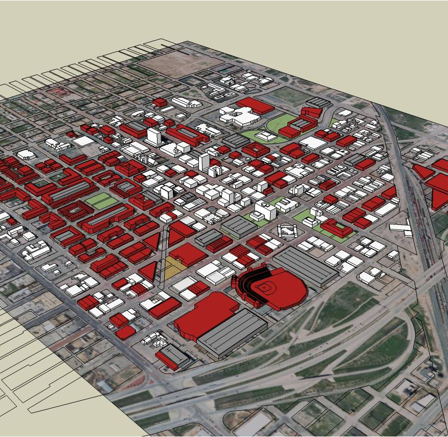 Texas: Lubbock Downtown Plan