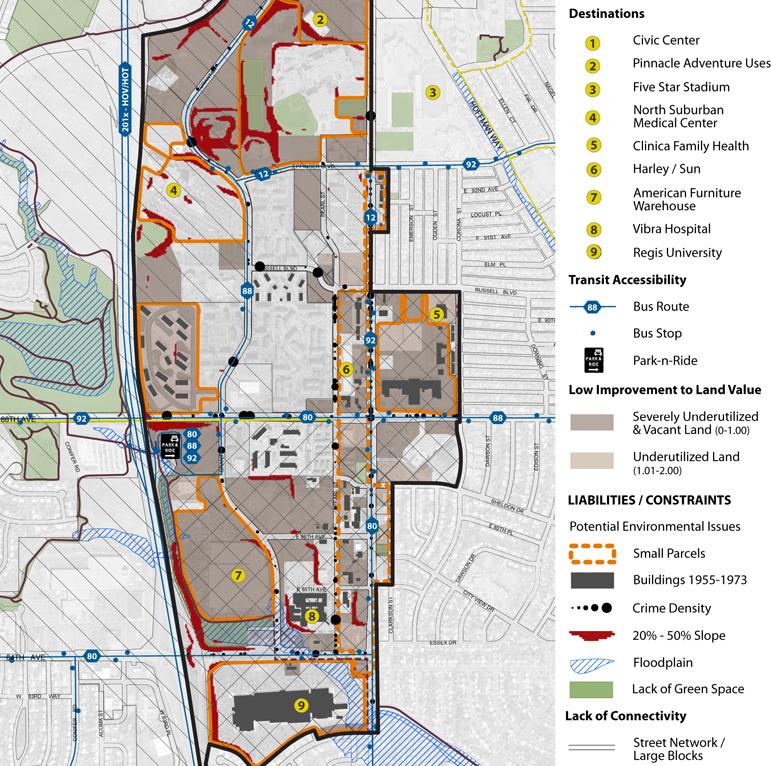 Colorado: Thornton Urban Center Plan