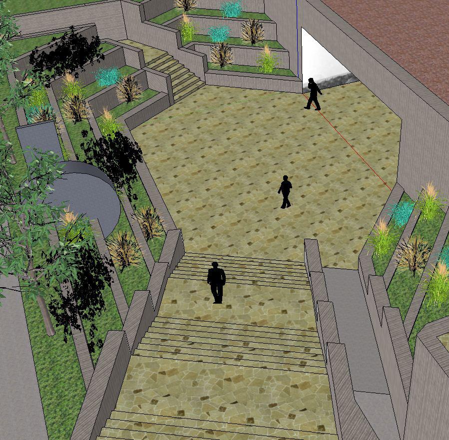 Colorado: Louisville Transit Station Design