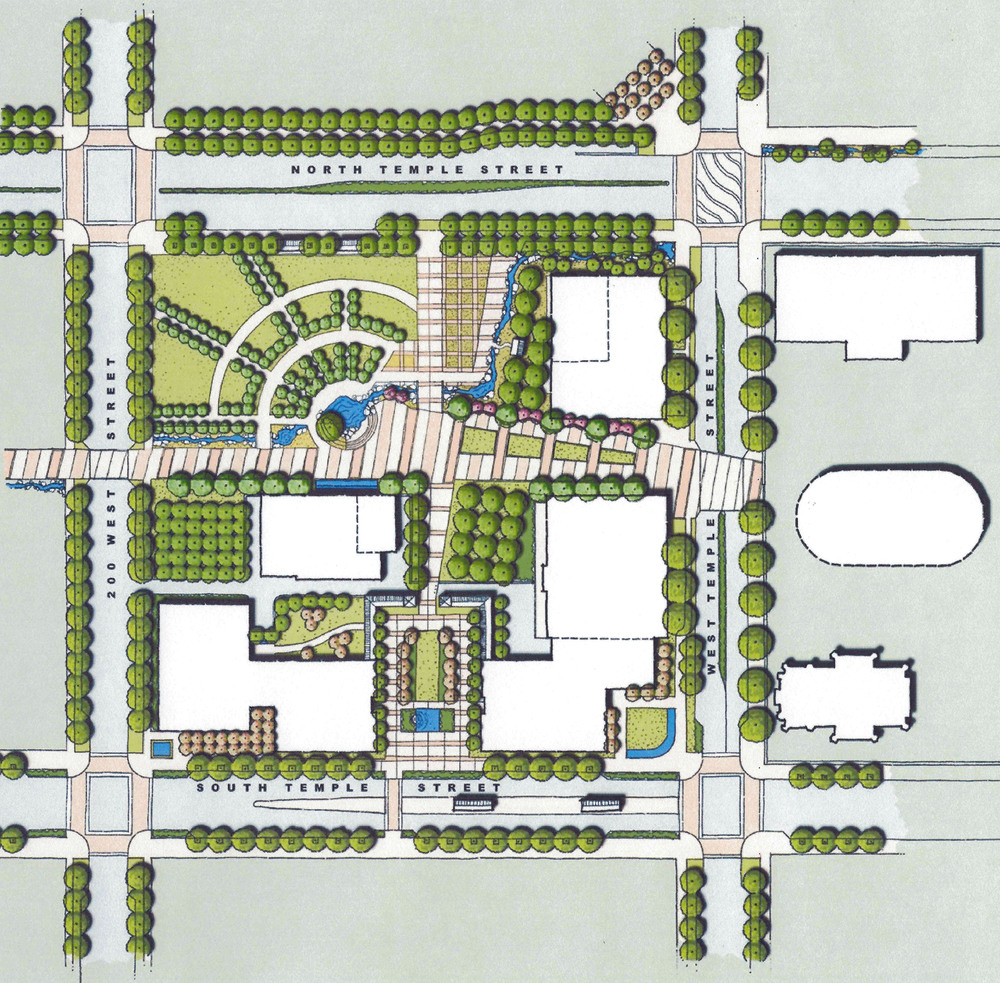 Utah: LDS Church Campus Master Plan