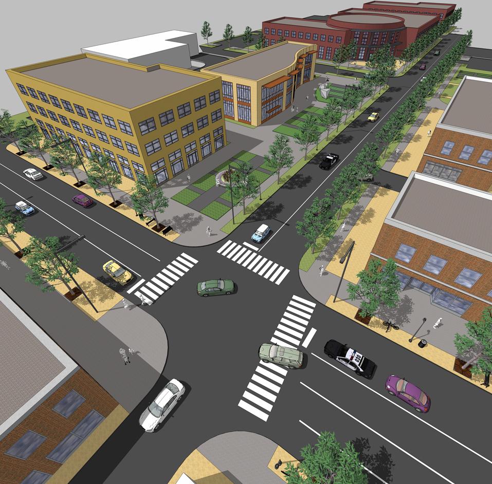 Colorado: Wheat Ridge 38th Avenue Corridor Plan