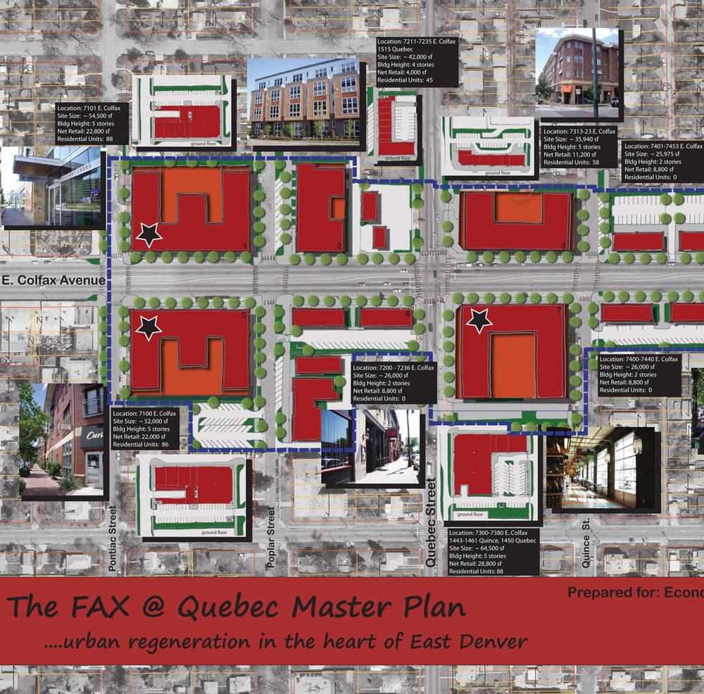 Colorado: Denver Private Land Redevelopment Strategy