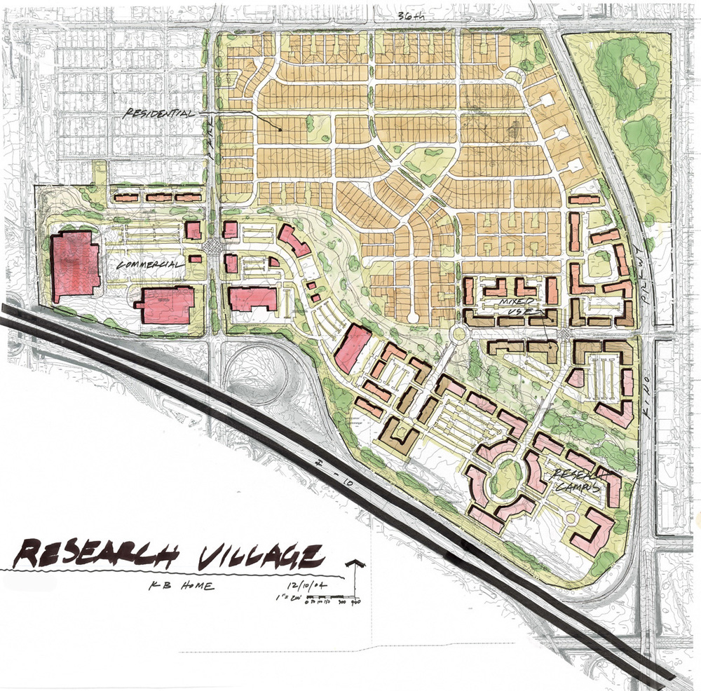 Arizona: Tuscon Private Land Development Strategy