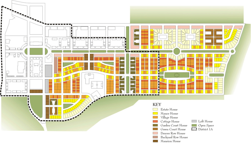 Colorado: Stapleton Redevelopment