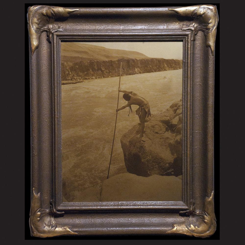 """Wishham Fisherman""  14x11  (WF/ZL 8-18)"