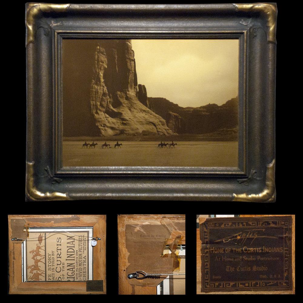 """""""Canyon de Chelly""""  11x14  (SB 6-18)"""