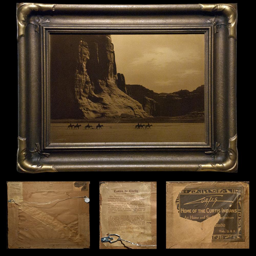 """""""Canyon de Chelly""""  11x14  (GT/ZL 7-19)"""