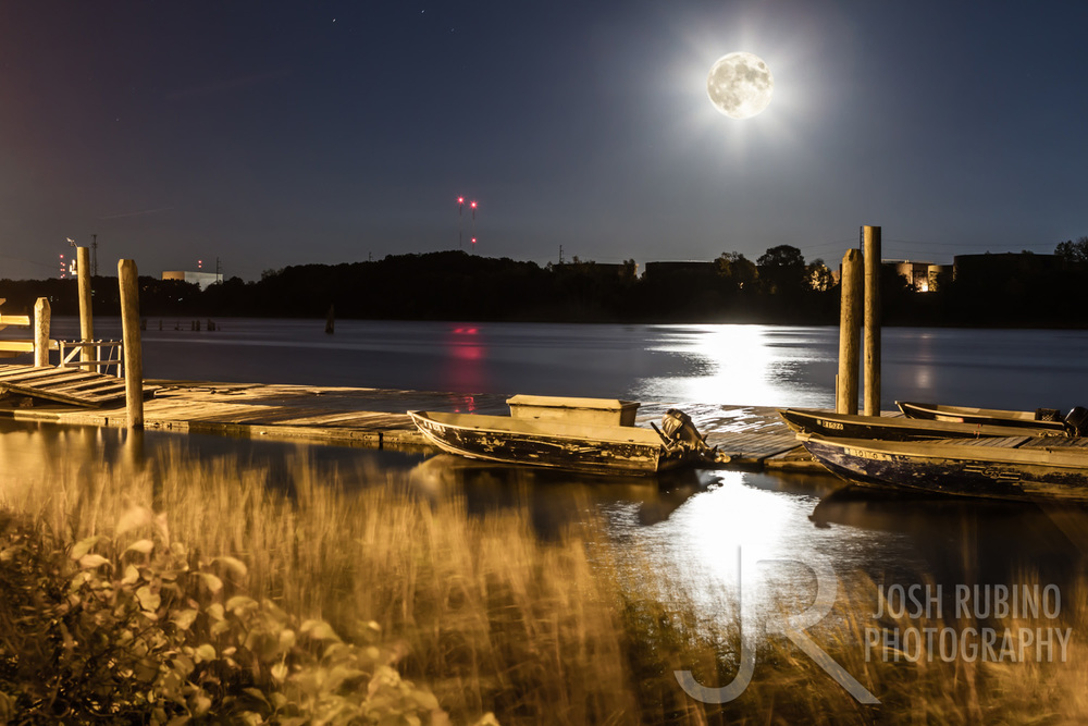 moon seekonk river