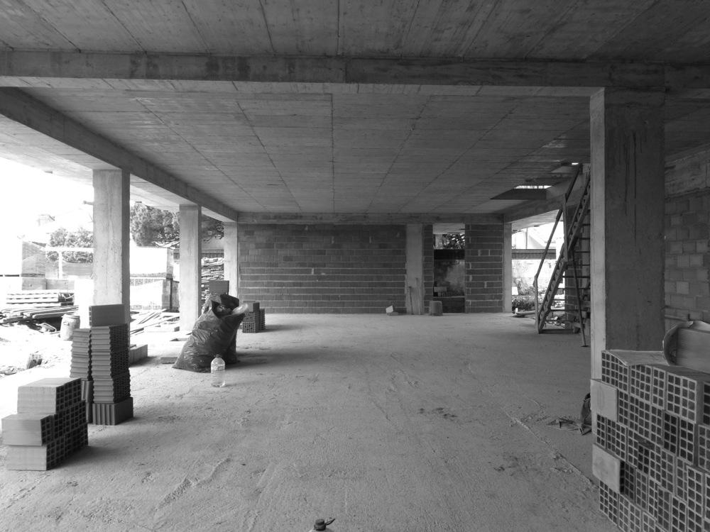 moradia alfazema - arquitectura - em construção - vila nova de gaia - EVA evolutionary architecture - arquitectos porto - projecto (1).jpg