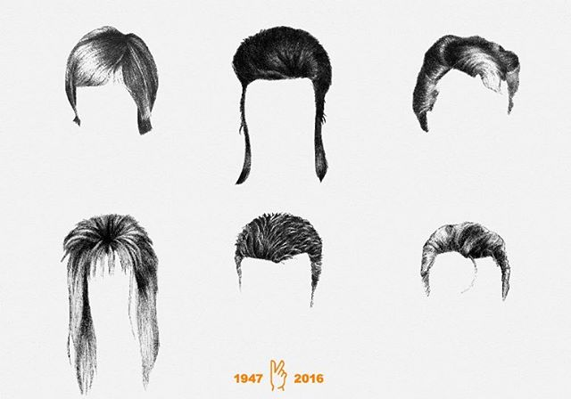 Which #Bowie represents you? We fancy the bottom left 👨🏼‍🎤