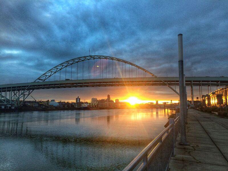 Portland - Rent an electric boat in Portland