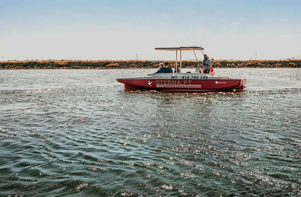 Solar Boat Sterna  - Nature Tourism in Aveiro