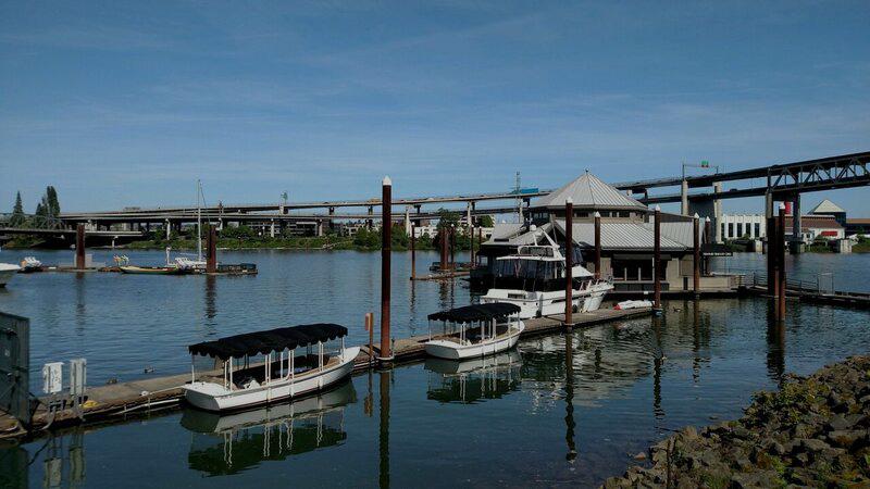 Duffy boat - Electric boat in Portland