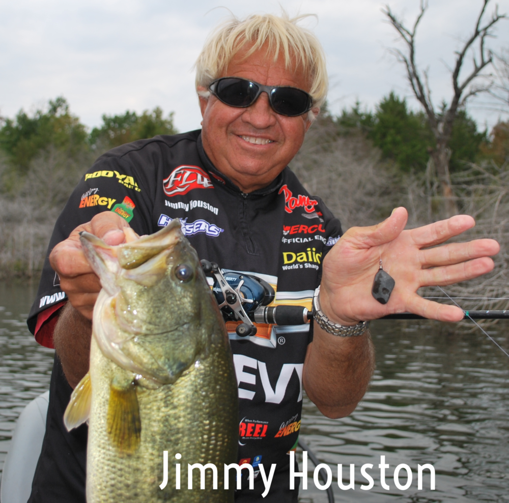 Jimmy Houston Pro Fisherman Angler
