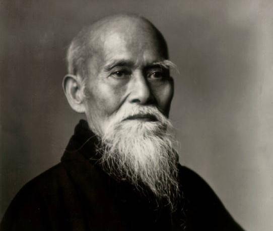 植芝 盛平 Ueshiba Morihei, Founder of Aikido
