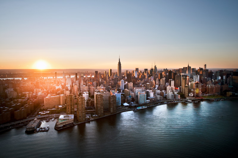 NYC at Sunrise