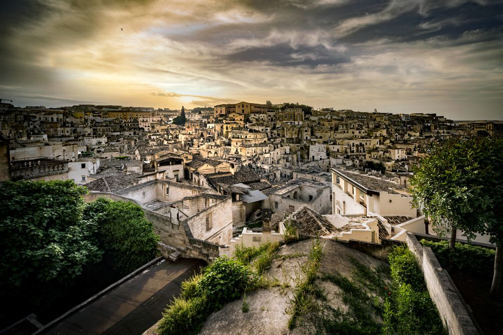Sassi di Matera - Architectural photography