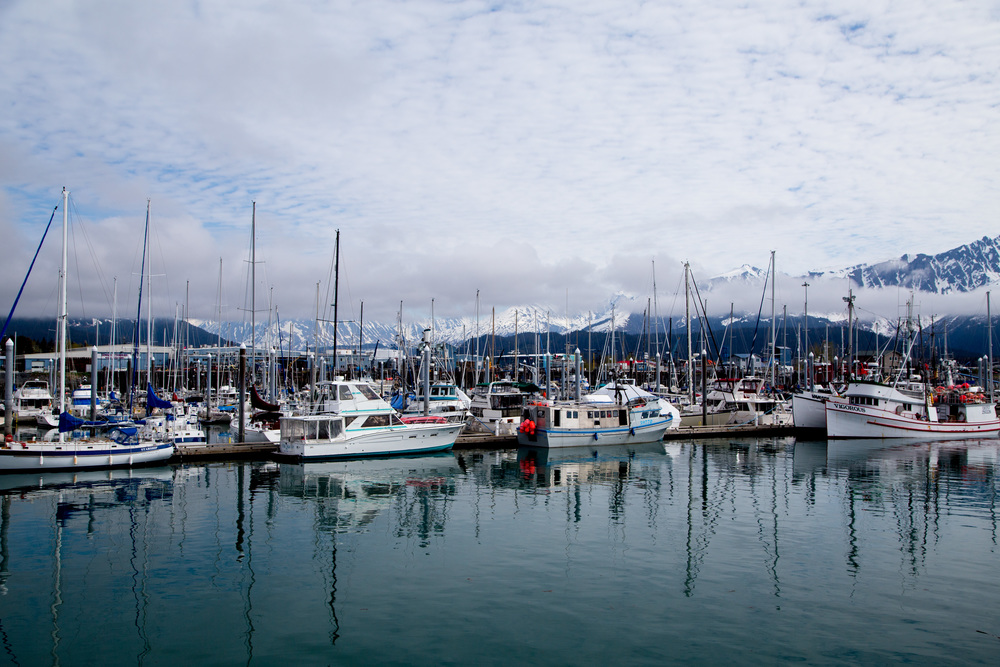 Harbor, Seward AK