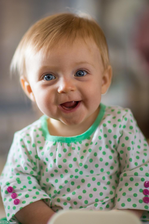 Rosie at ~ 7 months.