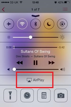 Cocktail Audio X30 iOS streaming Control Centre Airplay.jpg