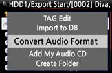 X30 convert audio format.jpg