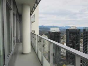 SOLD   $609,900-  2 Beds, 2 Baths, 737 Sq ft +200 sq ft balcony   Metroplace- Intracorp  Unit 5205-6461 Telford St Burnaby, B.C.