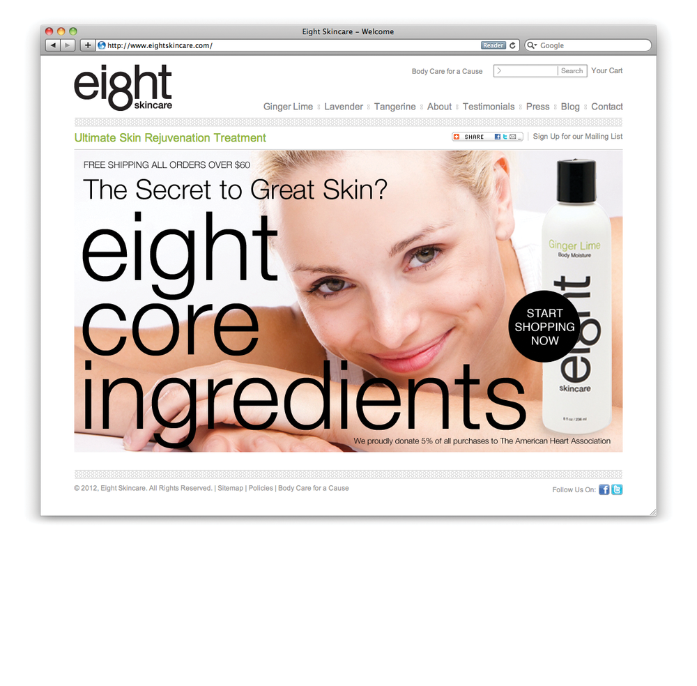 Eight Skincare