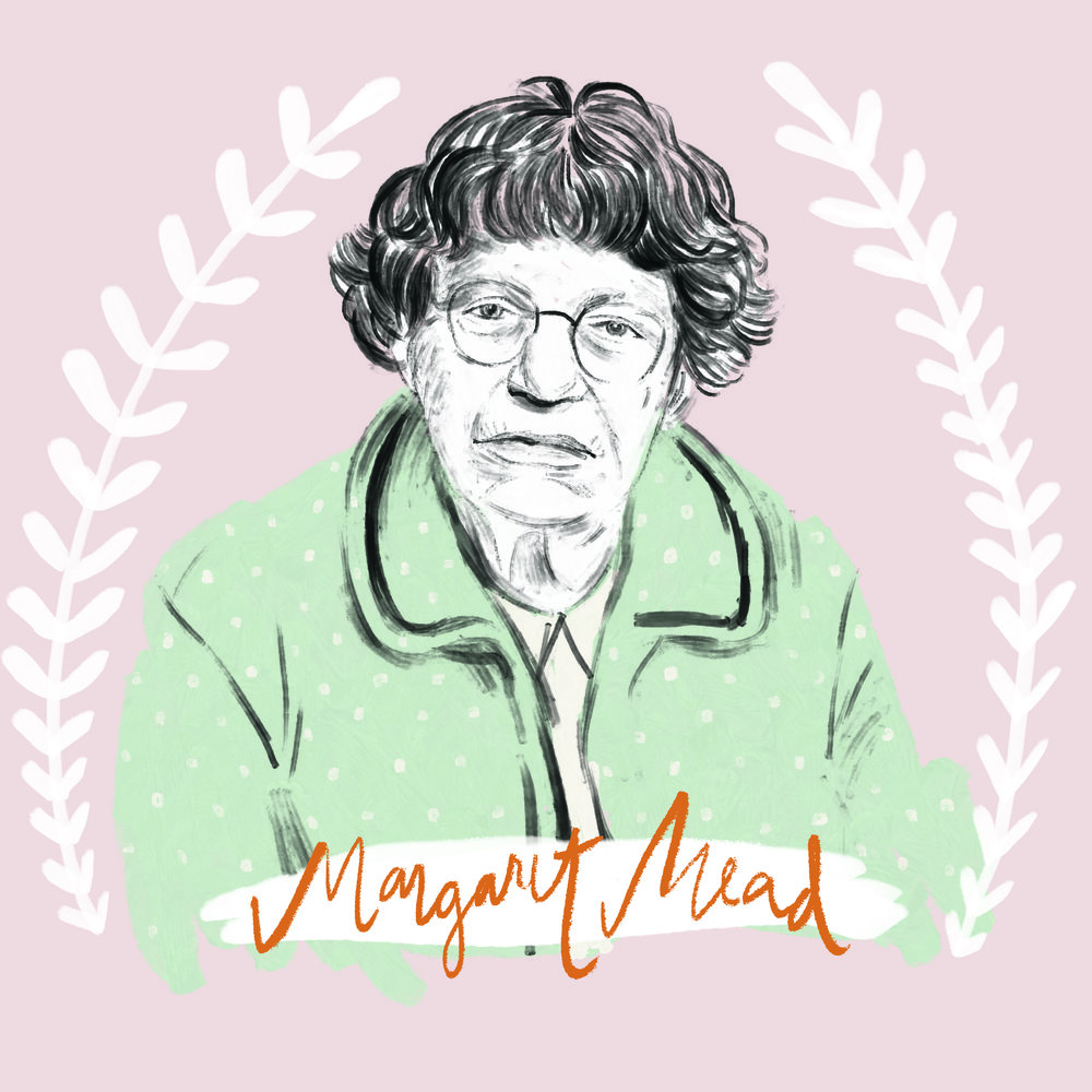 Margaret Mead , Digital 2017